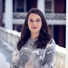 Luce Scholar Madeline Rita